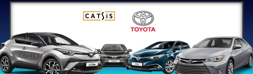 Catsis Toyota
